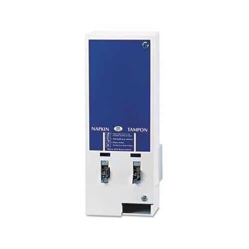 Hospeco E-Vendor Sanitary Napkin/Tampon Dispenser