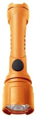 Razor Safety Orange LED Flashlight