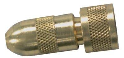 Adjustable Brass Cone Pattern Nozzle