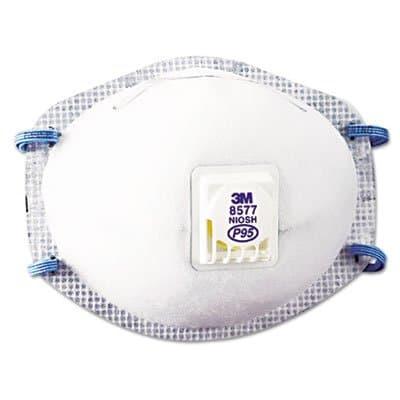 3M Particulate Respirator, Half Face Mask,