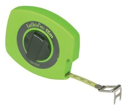 Lufkin 50-ft Hi-Viz Orange Universal Steel Measuring Tape