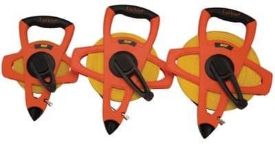 "1/2""X50' Hi-Viz Orange Reel Fiberglass Tapes"