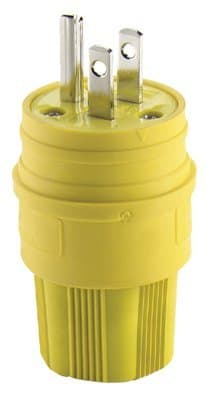 Watertight 15 amp Connector
