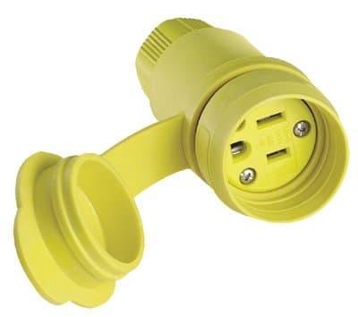 Watertight 15 amp Plug