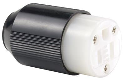 Cooper Wiring 15 Amp Straight Blade Connector