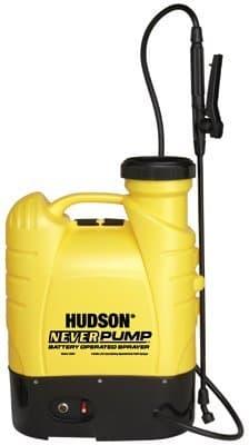 HD Hudson Never Pump Bak-Pak Sprayer