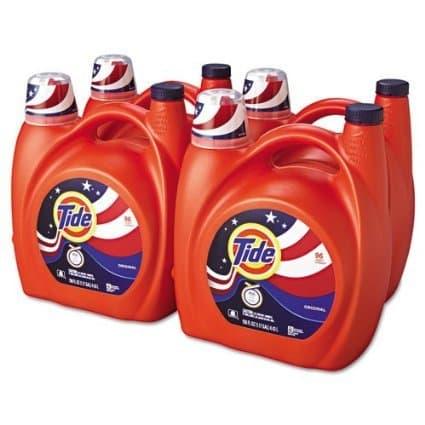 Procter & Gamble 150 oz Tide Laundry Detergent