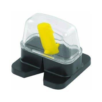 """Stanley 1 [3/8]"""" Magnetic Stud Finders for Drywall Usage"""