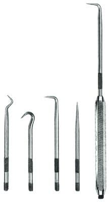 Four Piece Individual Hook and Pick Sets