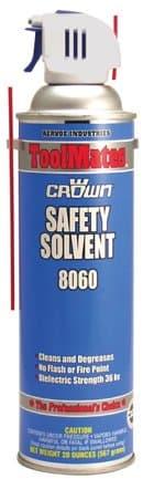Aervoe 20 oz Safety Solvent