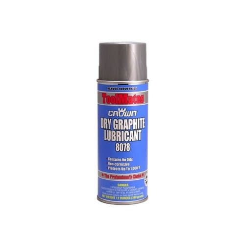 12 oz Dry Graphite Lubricant