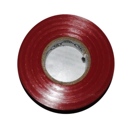 Ammo Red PVC Electrical Insulating Tape- 60 Feet