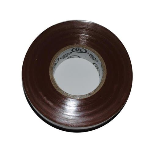 Ammo Brown PVC Electrical Insulating Tape- 60 Feet