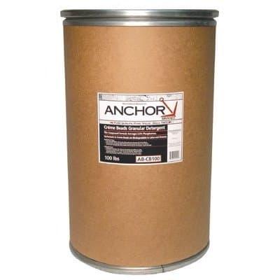 Anchor 100lb Drum Rig Wash Granular Creme Beads