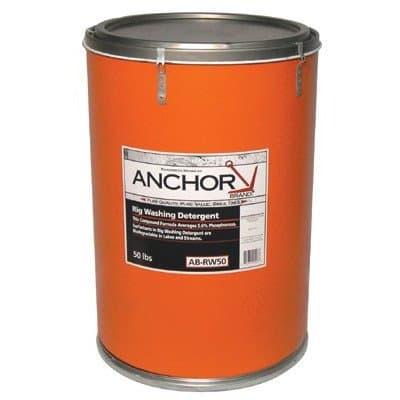 Anchor Rig Wash Detergents