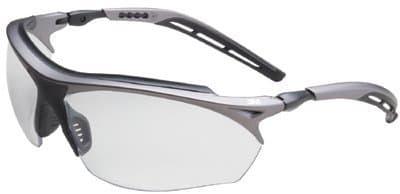 Silver/Black Maxim GT Safety Eyewear