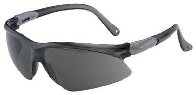 Black Plastic Polycarbonate V20 Safety Eyewear
