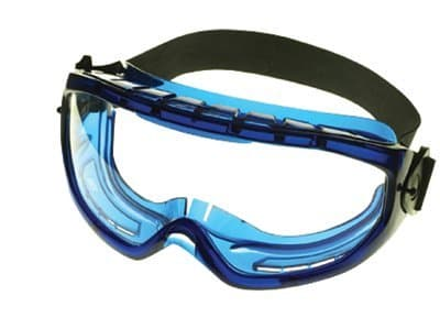 Blue V80 Monogoggle Anti-Fog Smoke Lens XTR Goggles