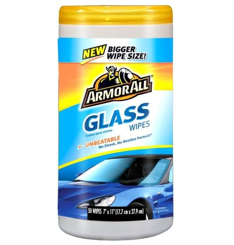 Armor All 25CT Armor All Glass Wipes