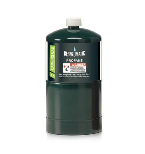 Bernzomatic 16.4 oz Disposable Propane Cylinder