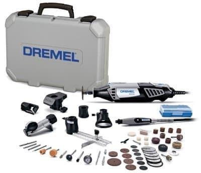 Dremel 4000 Series Rotary Tools Flex Shaft Storage Case Kit