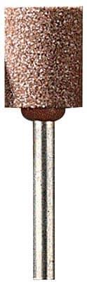 "3/8"" Aluminum Oxide Mounted Grinding Stone"