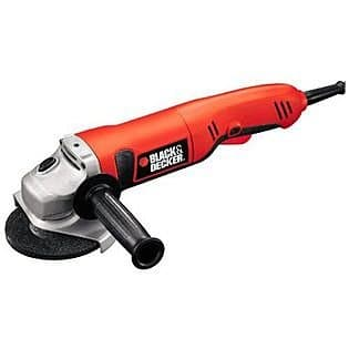 Small Angle Grinder with Paddle Switch