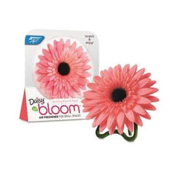 Bright Air 2.3OZ Flower Sparkling Bloom and Peach Air Freshener