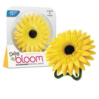 Bright Air 2.3OZ Flower Sunny Bloom and Citrus Air Freshener
