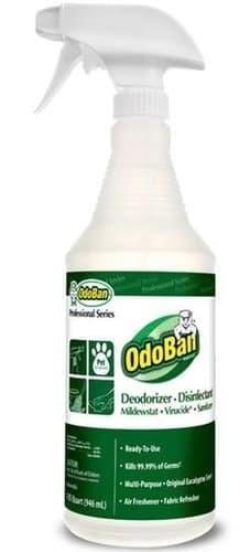 32 Oz Professional Series Deodorizer Disinfectant Spray Bottle