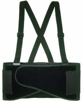 Elastic Back Support Belt Size X-Large with Velcro Fastener
