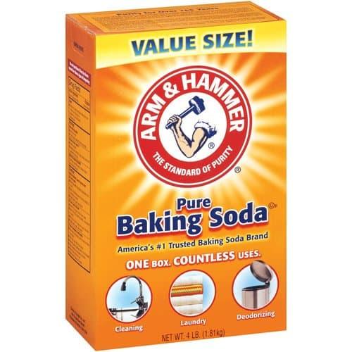 Arm & Hammer 16 oz Pure Baking Soda