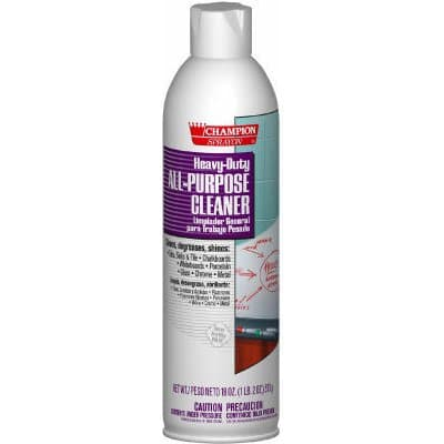 Chase Heavy-Duty Aerosol All-Purpose Cleaner/Degreaser-18-oz