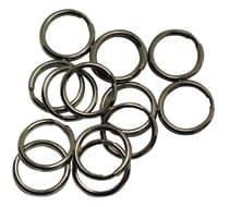 Metal Split Key Rings