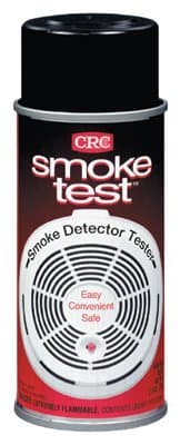CRC 2.5-OZ Smoke Test Brand Smoke Detector Testers