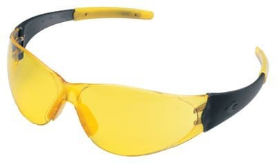 Checkmate Amber Lens CK2 Series Safety Glasses