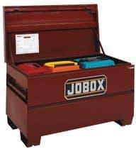 """Jobox 36""""X20""""X19 1/2"""" Steel Industrial Site Vault"""