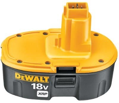18 Volt Heavy Duty XRP Rechargeable Battery