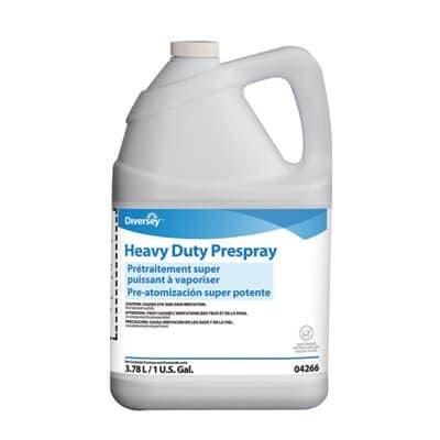 Carpet Cleanser Heavy-Duty Prespray