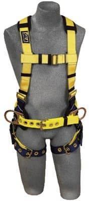 X-Large Polyester Delta No-Tangle Harnesses