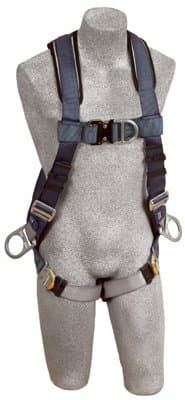 Medium Blue/Gray ExoFit Construction Harnesses