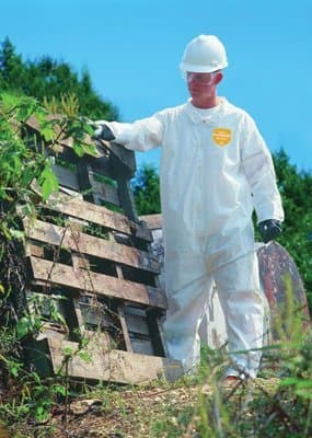 Dupont 3X-Large Dupont Proshield NexGen Lab Coats