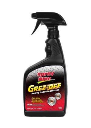Heavy Duty Degreaser 32 oz Spray Bottle