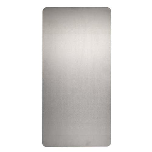 Excel Dryer MICROBAN Wall Guard, Stainless Steal, Set of Two