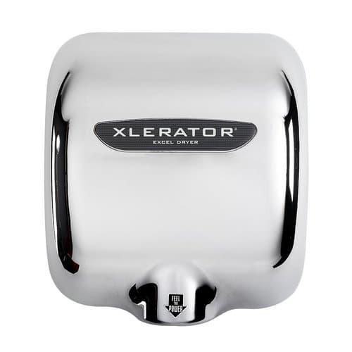 Excel Dryer Xlerator High Speed Automatic Hand Dryer, Chrome