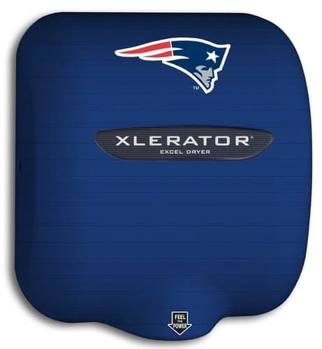 Excel Dryer Xlerator High Speed Automatic Hand Dryer, Custom Print