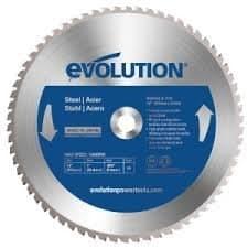 """Evolution  14"""" Mild Steel Cutting Blade"""