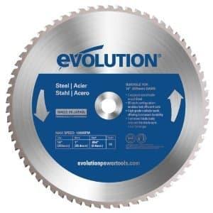 """Evolution  7"""" Mild Steel Cutting Blade"""