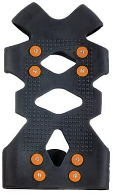 Large Black Trex 6300 Ice Traction Foot Covers Large
