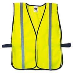 GloWearLime Non-Certified Standard Safety Vest